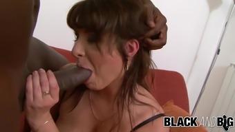 Milf Sophia Takes A Bbc