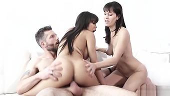 Alana Cruise Husband Brought Home His Mistress Gia Milana