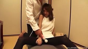 Amateur Japanese Babe Gets Fucked Next To Stunning Katase Hitomi