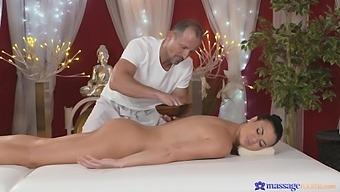 Oiled Mature Pornstar Jasmine Jae Massaged And Fucked Balls Deep