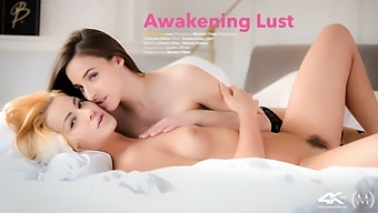 Awakening Lust - Amirah Adara & Cherry Kiss - Vivthomas