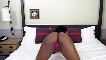 Dazzling Ebony Minx Skyler Nicole With Firm Tits Fucked Deep