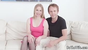Madison Lush - Ass Fuck While Husband Watch