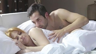 Voluptuous Wife Penny Pax Is Making Love With Her Husband Early In The Morning