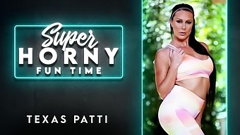 Texas Patti In Texas Patti - Super Horny Fun Time