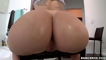 Busty Blonde Wife Stevie Shae Knows How To Pleasure A Stiff Dick