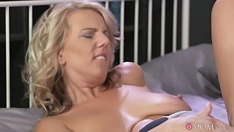 Desirable Blonde Wife Luci Angel Moans During Nice Fucking