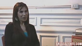 Entrevista Y Sexo Oral, Erica Perez (Video Completo En Xvideos Red)