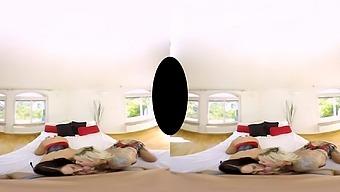 Jarushka Ross & Black Sophie In Latex Babes - Pov - Realitylovers