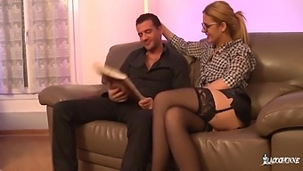 Angelica Vamp, Fabrice Triple X And Phil Holliday In Angelica 4