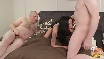 Video Of Cuckold Hubby Watching Chantelle Fox Getting Fucked