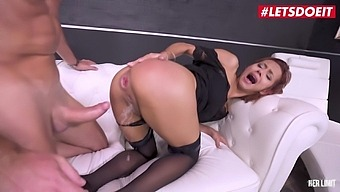 Letsdoeit - Veronica Leal - Insane Anal Sex With Teasing Colombian Teen