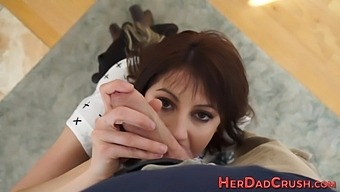 Teen Gets Pov Pounded And Sucks