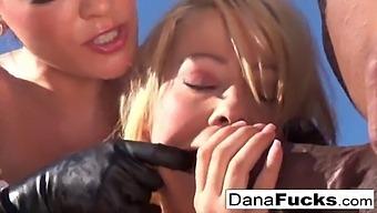 Dana Dearmond The Maid In A Hot Orgy