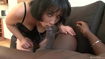Horny Eva Loves Nothing More Than Getting Banged By A Black Dude