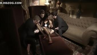 Claudia Ferrari, Horst Baron And Stacy Silver - Millionaire (2004)