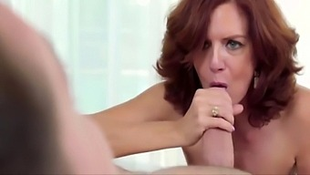 Andi James Milf, Dates A Horny Guy