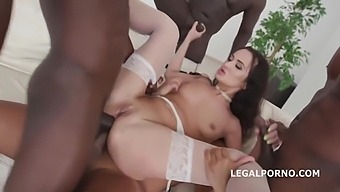 Blackened With Angie Moon 4bc 4bbc - Double Session Bal