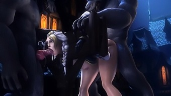 Collection Of Naughty Girls Game Fuck In Threesome Sex