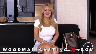 Kayla In French Casting