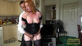 Redhead Milf Harley Morgan Rough Sex Video