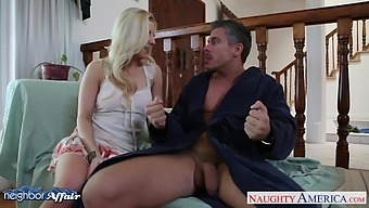 Scandal Neighbor Ashley Fires Turned Out To Be A Good Cock Sucker