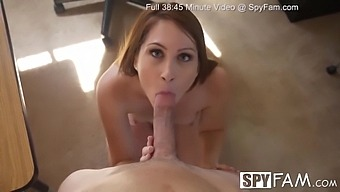 Ex-Pornstar Teacher Cant Get A Break! With Nina Skye
