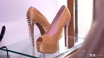 Shoe Love 2 01 Nicole Vice - Thelifeerotic