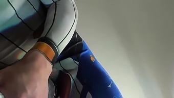 Big Shaft Tbabe Kate Yoshi On Webcam Part 5