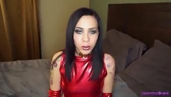Licking Cum Off The Floor Anal Pounding Jasmine Dark