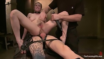 Penny Pax - The Training Of And Anal S