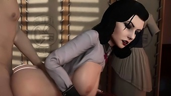 Characters With Petite Pussy Getting Fucked Their Pussies