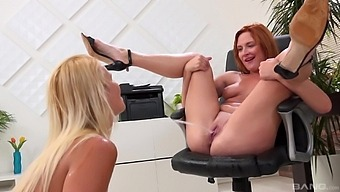 Good Time Girls Nikky Dream And Eva Barger Let Passion Take Over
