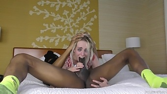 Lilly Love - Lily Love Worships Black Cock