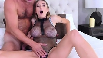 Busty Babe Natasha Starr Bend Over For A Hard Anal Ride