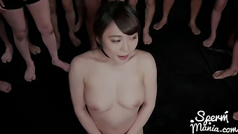 Yui Kawagoe Excited For Cum