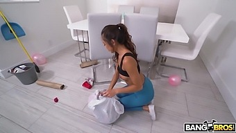 Skinny Asian Chick Vina Sky Loves Teasing And Gets Penetrated