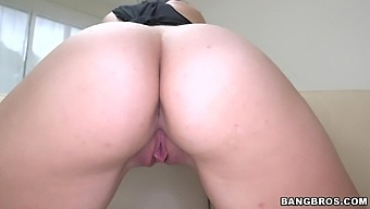 Amateur Video Of Horny Alexis Blaze Sucking A Dick Of A Lucky Guy