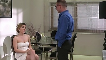 Tattooed Chick Marica Chanel Enjoys Getting Double Penetrated