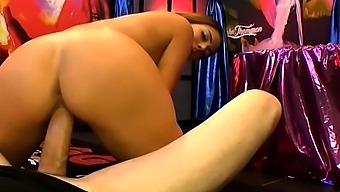 Big Butted Slut Ani Black Fox In Cums And Oral