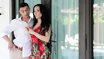 Gorgeous Milf Crystal Rush Analed By Her Boss'S Son