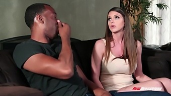 Lots Of Erotically Hot Emotions Are Guaranteed During Sex Of Jovan Jordan And Brooklyn Chase