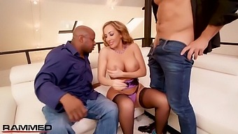 Prince Yahshua, Richelle Ryan And Ramon Nomar In Curvy Milf Has Place To Stuff - Needs Stuff To Place