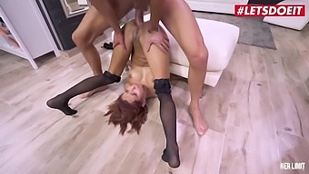 Oral & Anal Training Latina Squirter Veronica Leal