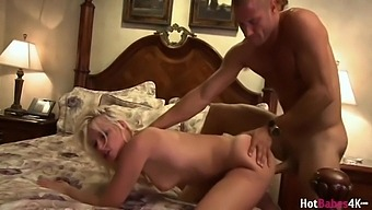 Busty Beauty Anikka Albrite Gets Her Cunt Licked And Dicked!