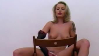 Another Solo Dream Babe For You With Pussy Playing