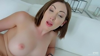 Yasmin Got Pale Milky Skin & An Elastique Butthole - Yasmin Scott