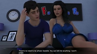 3d Sex Game - Wet Dreams With Mom