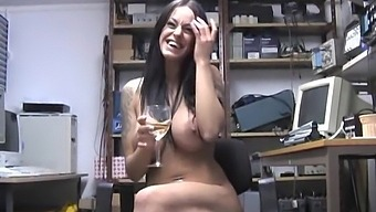 Provocative Slut Victoria Brown Enjoys Fisting Her Juicy Cunt
