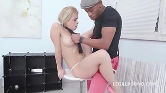 Alexa Flexy Interracial Butt Fuck